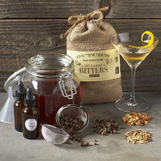 William Sonoma - Bitters Kit