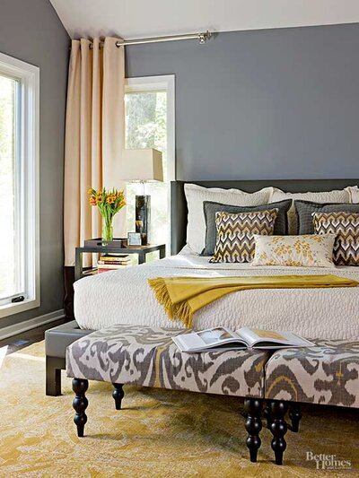 Surprising Small Master Bedroom Ideas Better Homes Gardens Beutiful Home Inspiration Semekurdistantinfo