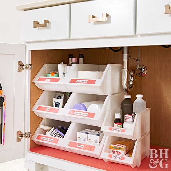 under the cabinet storage, beauty product storage, storage