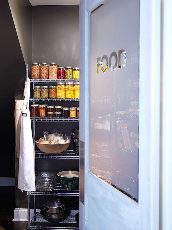 Restaurant-Style Pantry