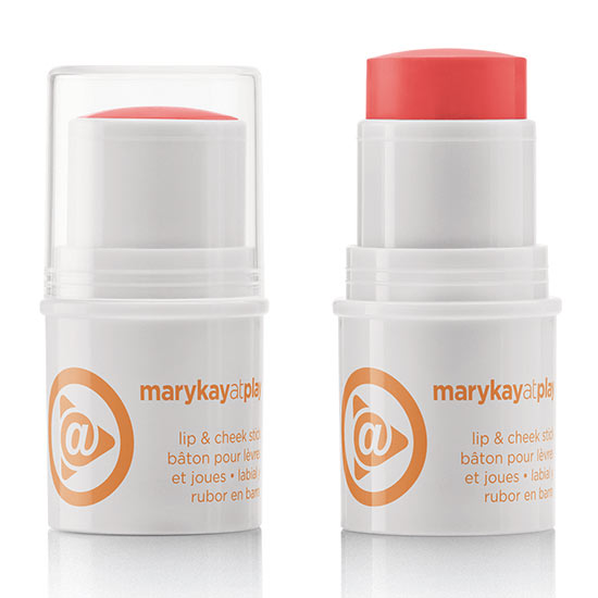 marykay lip and cheek pr image one time use