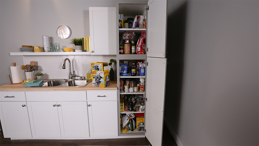 No-Brainer Steps to Better Pantry Storage