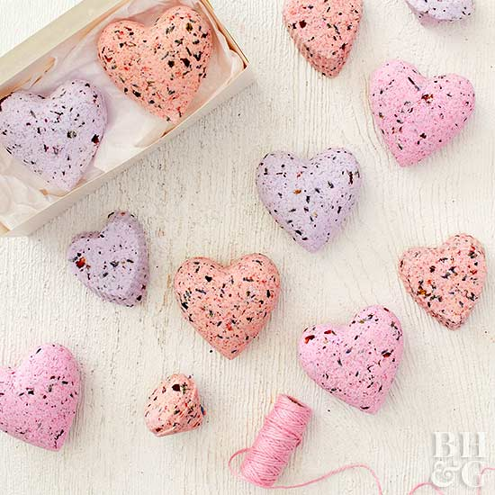 diy bath bombs gift idea