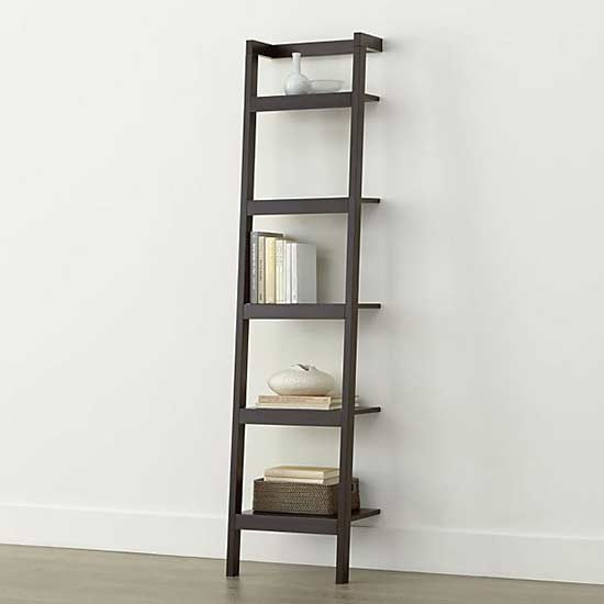 crate and barrel bookcase