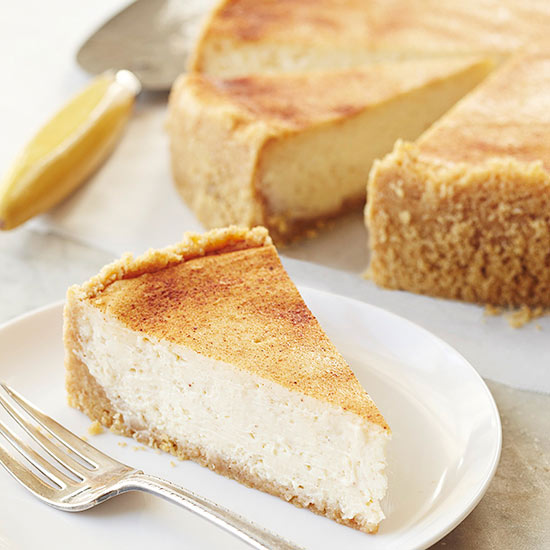 Snickerdoodle Cheesecake