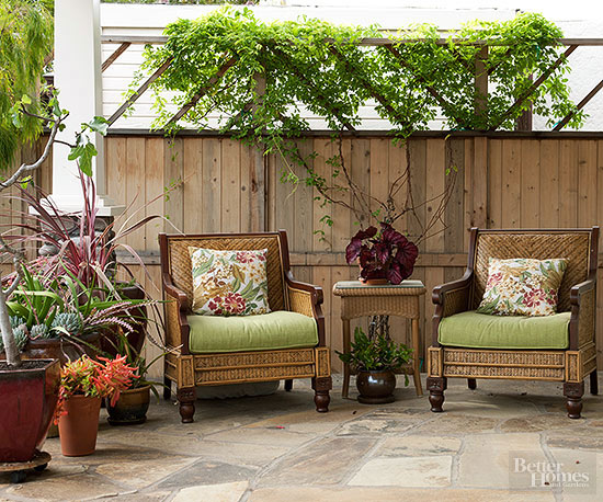 Small Patio Ideas Better Homes Gardens