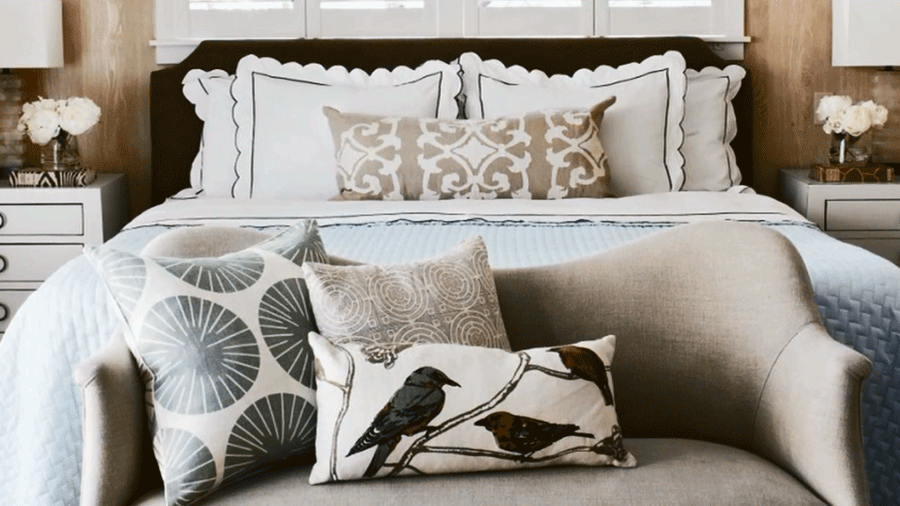 Secrets to a Gorgeous Bedroom