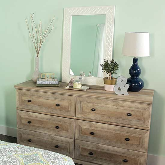 No-Brainer Ways to Style Your Dresser