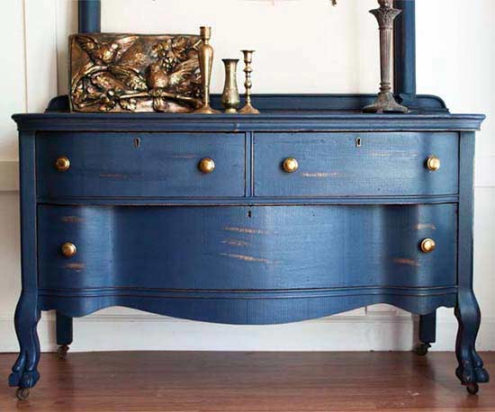 Before-and-After Furniture Makeovers