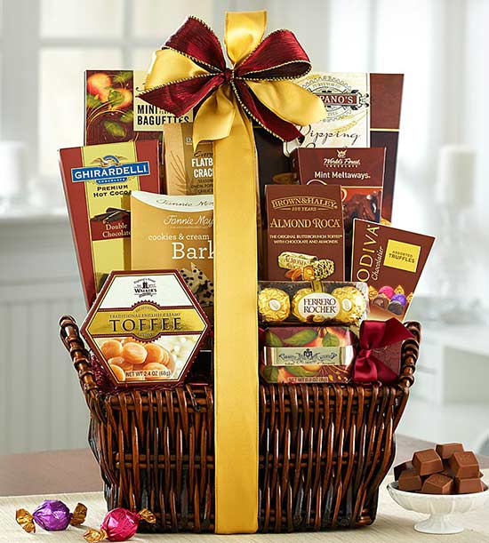 1800 Baskets Deluxe Balsam Basket