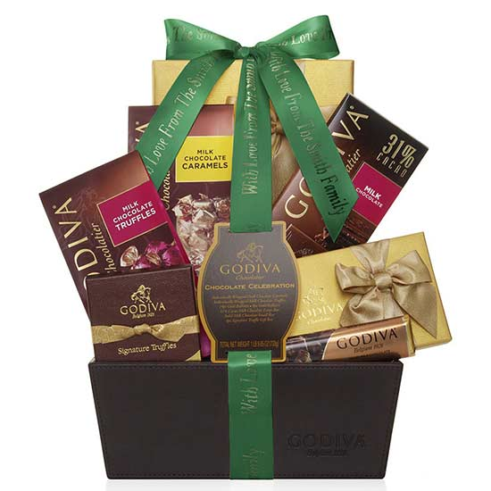 Chocolate Celebration Gift Basket
