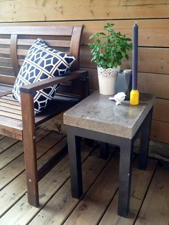 Diy Patio Furniture Ideas To Transform Your Outdoor E
