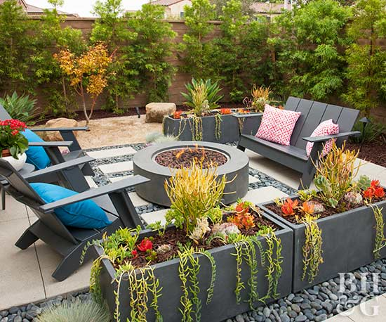 How To Choose A Size For Your Patio Better Homes Gardens