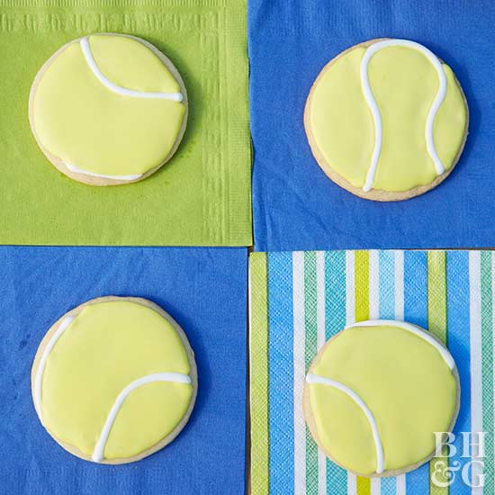 Tennis Ball Treats