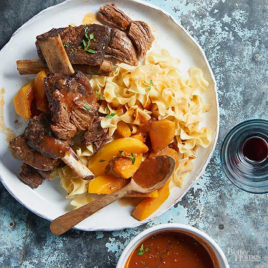 Short Rib Goulash