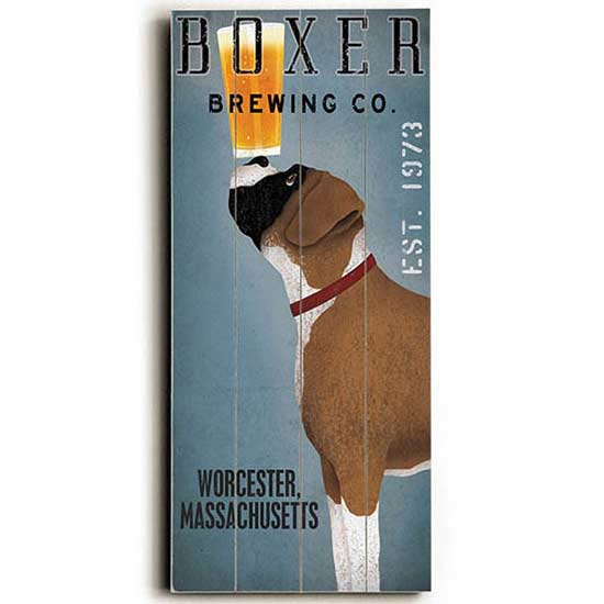 Amazon Boxer Brewing Co