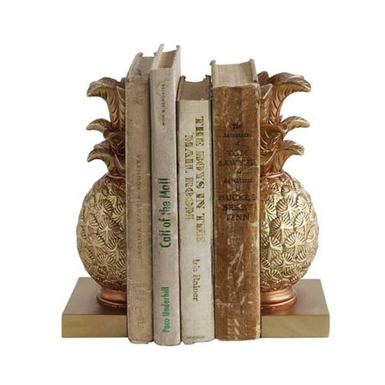 Nordstrom Pineapple Bookends