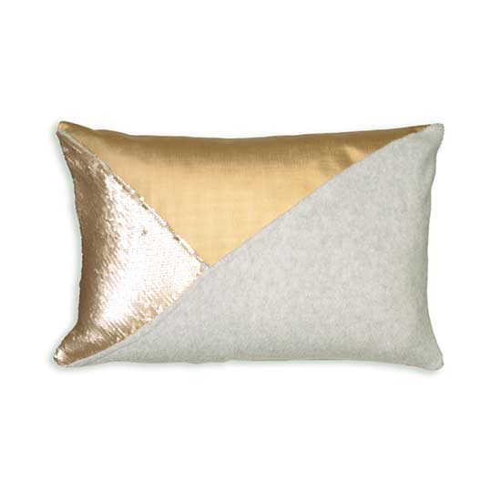 Overstock Gold Accent Throw Pillow