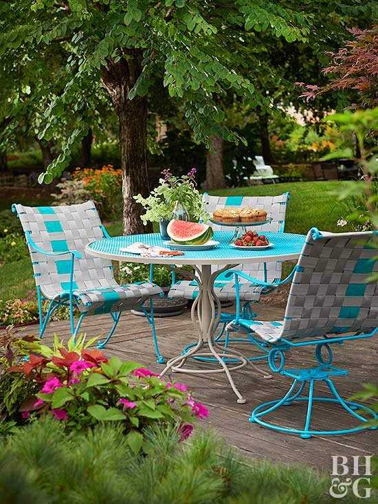 Stupendous How To Make A Woven Chair Seat Better Homes Gardens Gmtry Best Dining Table And Chair Ideas Images Gmtryco
