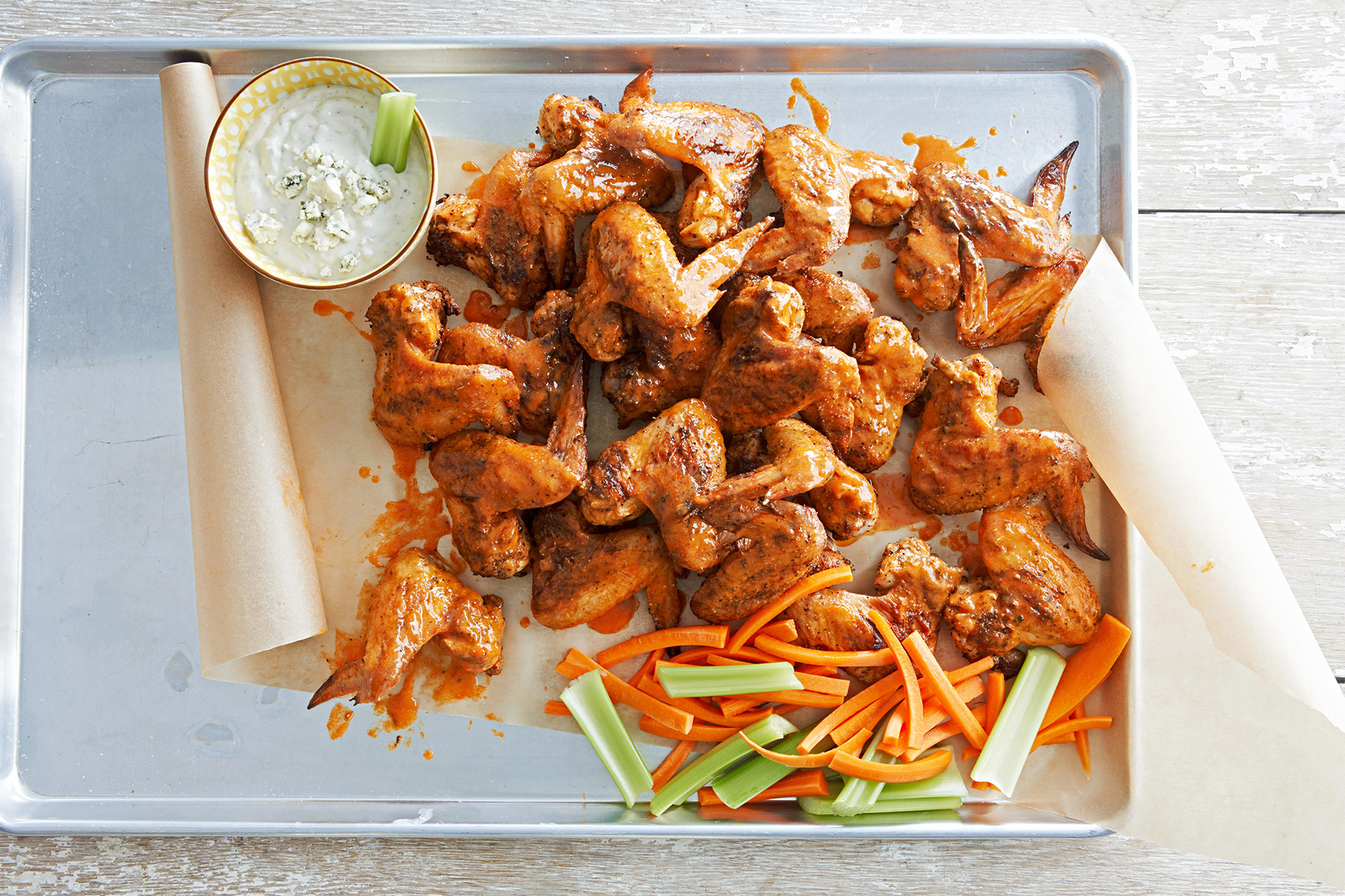 Mix 'N' Match Chicken Wings