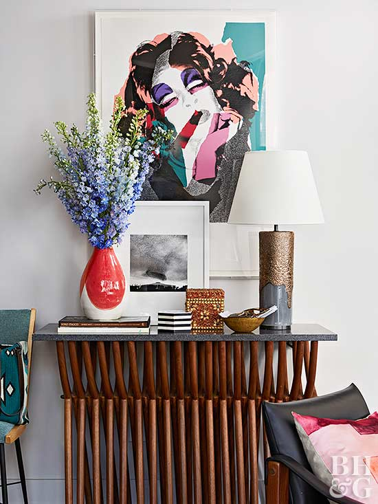 Small Space Decorating Better Homes Gardens