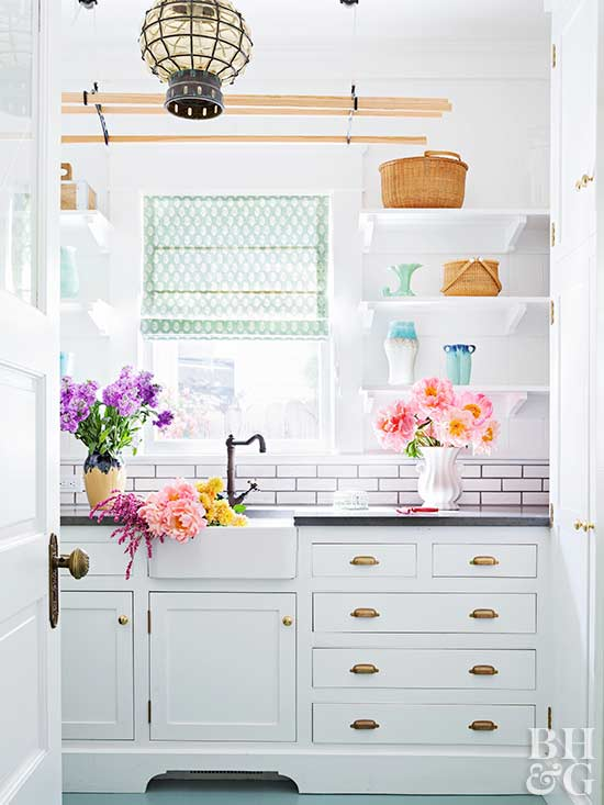 Do-It-All Laundry Room