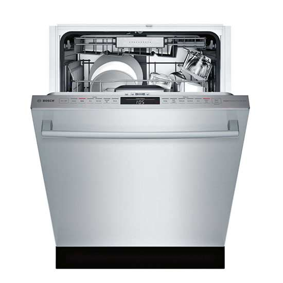 BoschHome-Stainless Steel Dish Washer