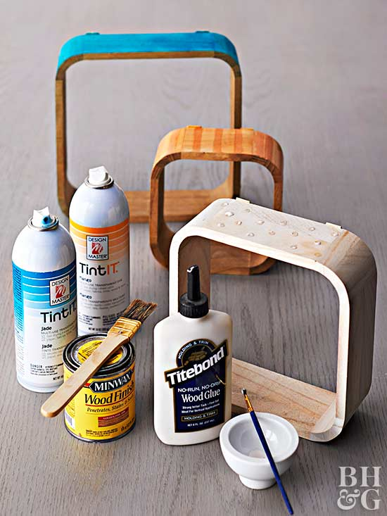 frame painting project supplies