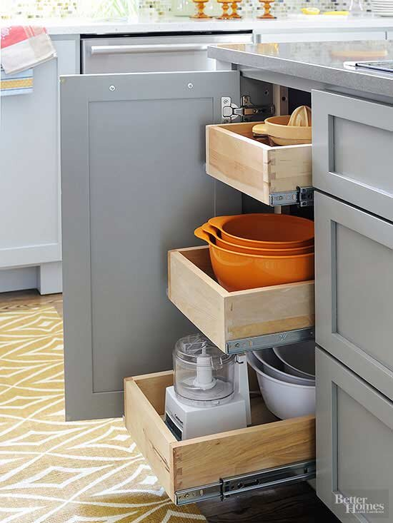 How To Install Soft Close Drawer Slides Better Homes Gardens