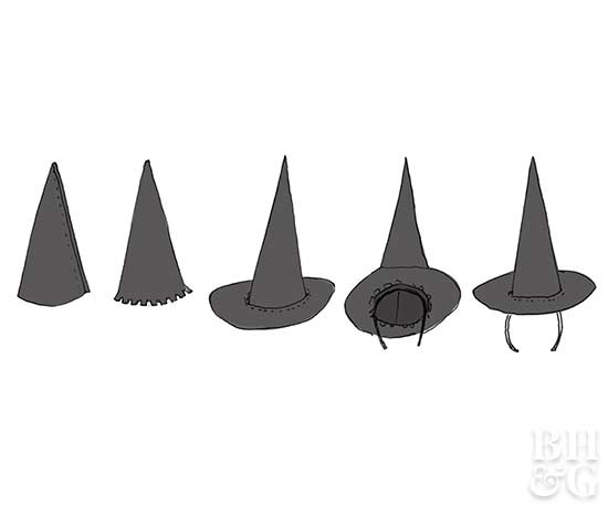 witch costume step 7