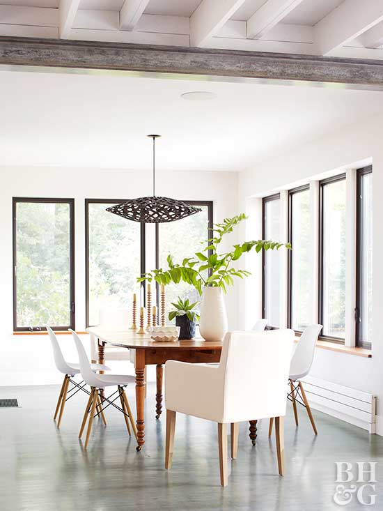 dining room table, table, kitchen