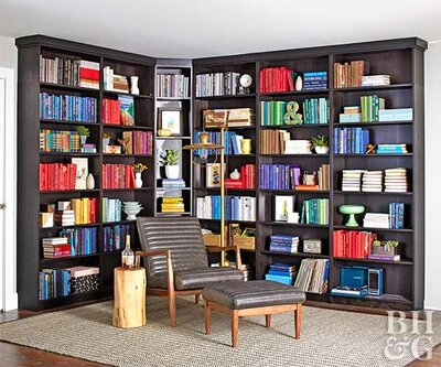 Design Standards For Shelves And Bookcases Building