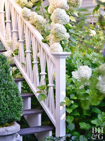 How to Install Deck Railing Posts   Better Homes & Gardens