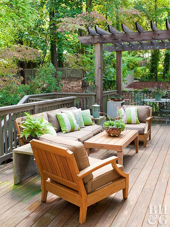 Make Over Your Deck