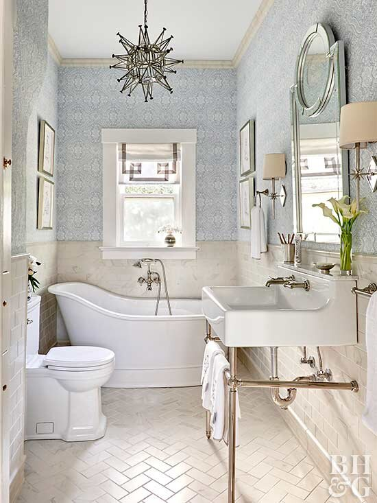 Must-See Traditional Bathroom Decor Ideas