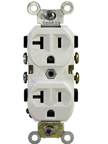 120 and 240 Volt Receptacles | Better Homes & Gardens  Better Homes and Gardens