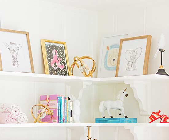 Raskind Nursery pictures and books