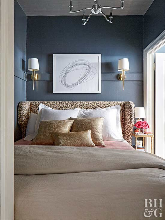 Beautiful Navy Blue Bedrooms to Inspire Your Master Suite ...