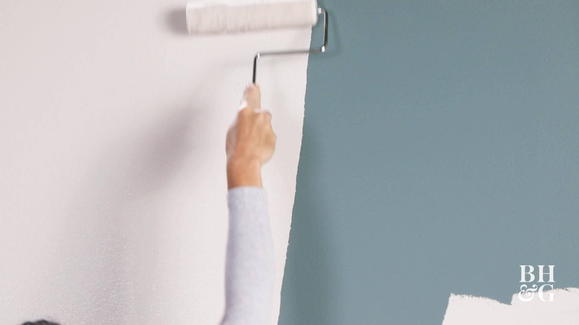 How to Use a Paint Roller