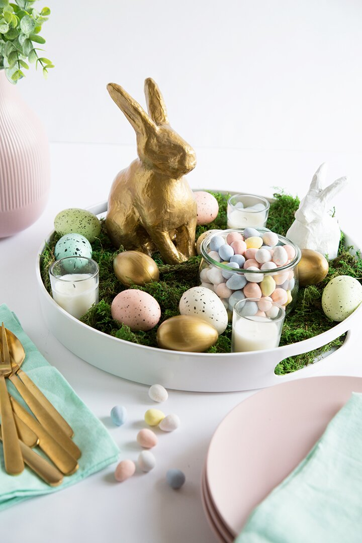 41 Quick And Easy Easter Decorations You Can Make Today