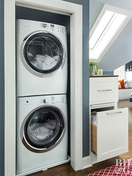 Setting Up A Laundry Room Better Homes Gardens