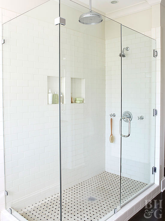 Installing A Mortared Shower Pan