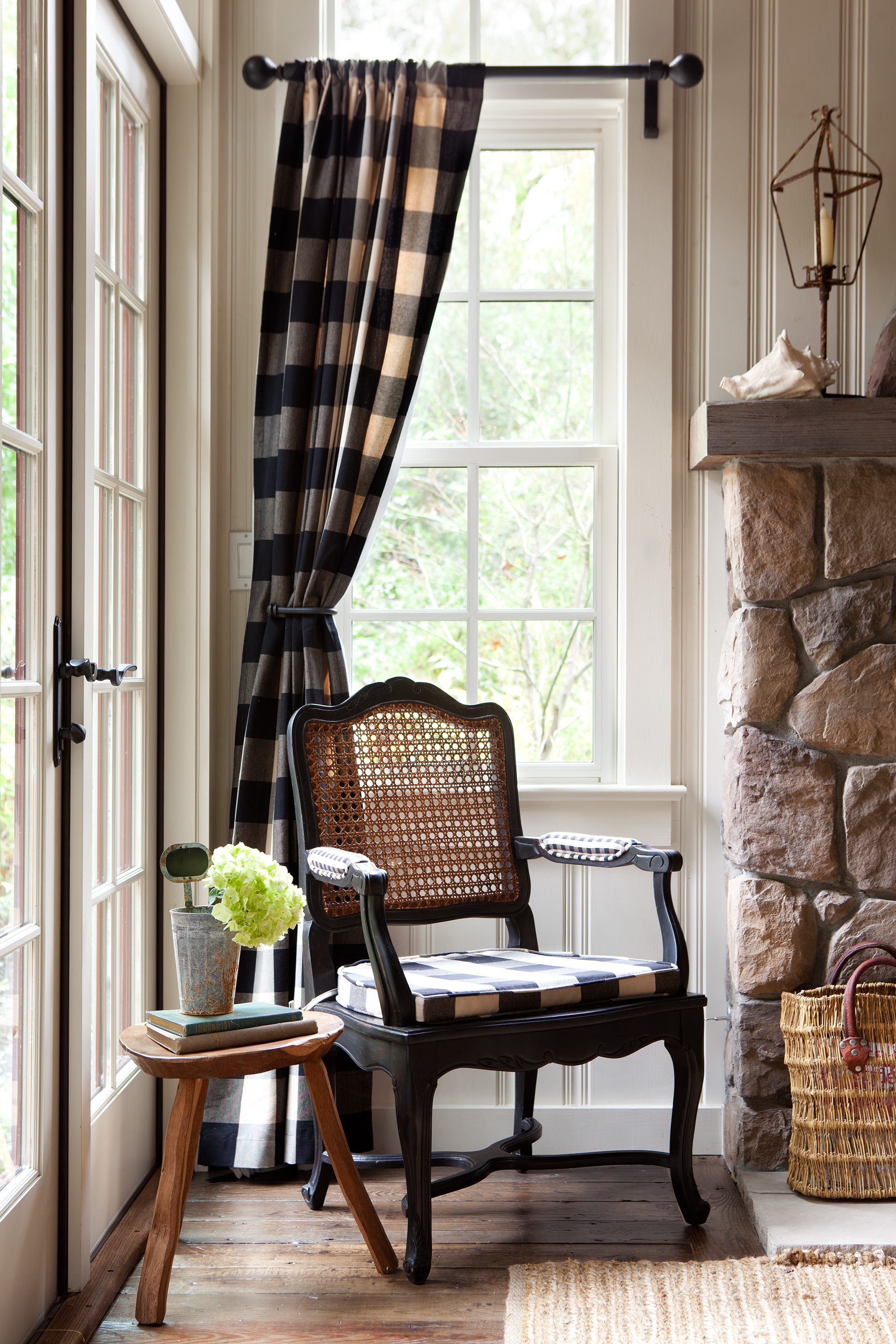 Rustic Window Treatment Ideas Better