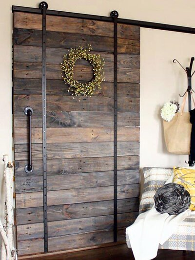 Remarkable Diy Barn Doors For Every Style Better Homes Gardens Home Interior And Landscaping Spoatsignezvosmurscom