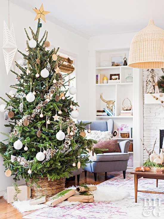 46 Stunning Ways To Trim Your Christmas Tree