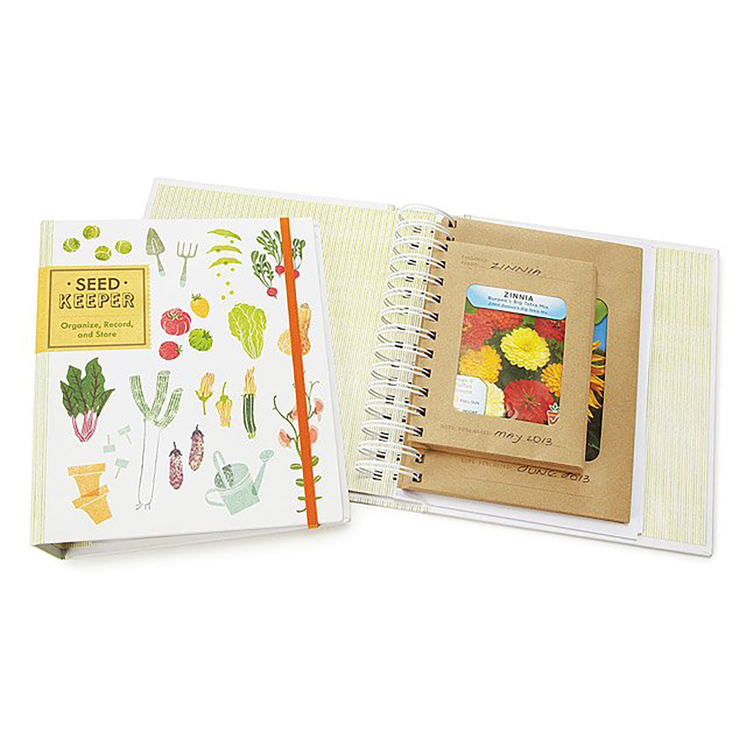 seed packet organizer