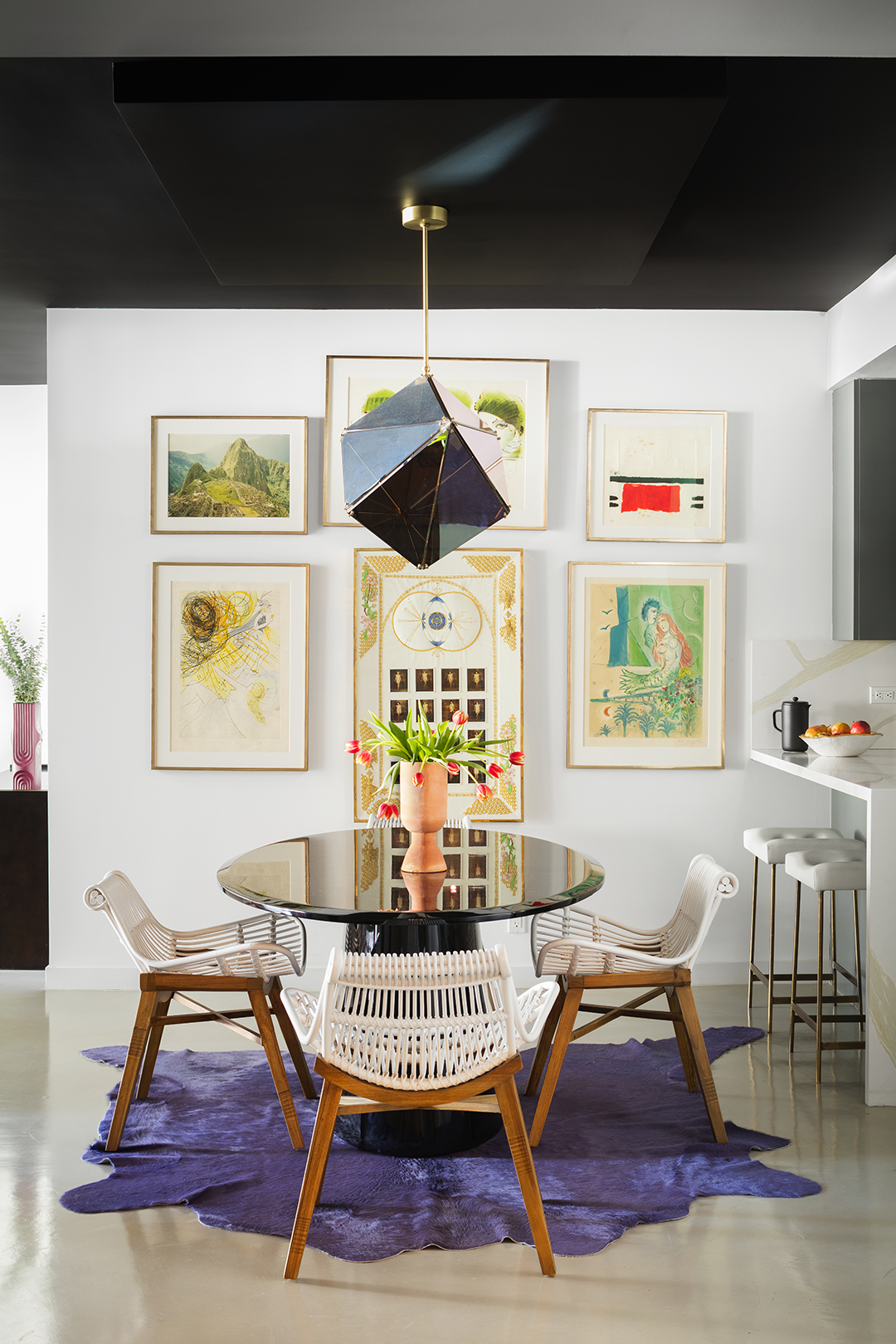 Our Best Tips For Selecting A Ceiling Color That Suits Your Space Better Homes Gardens