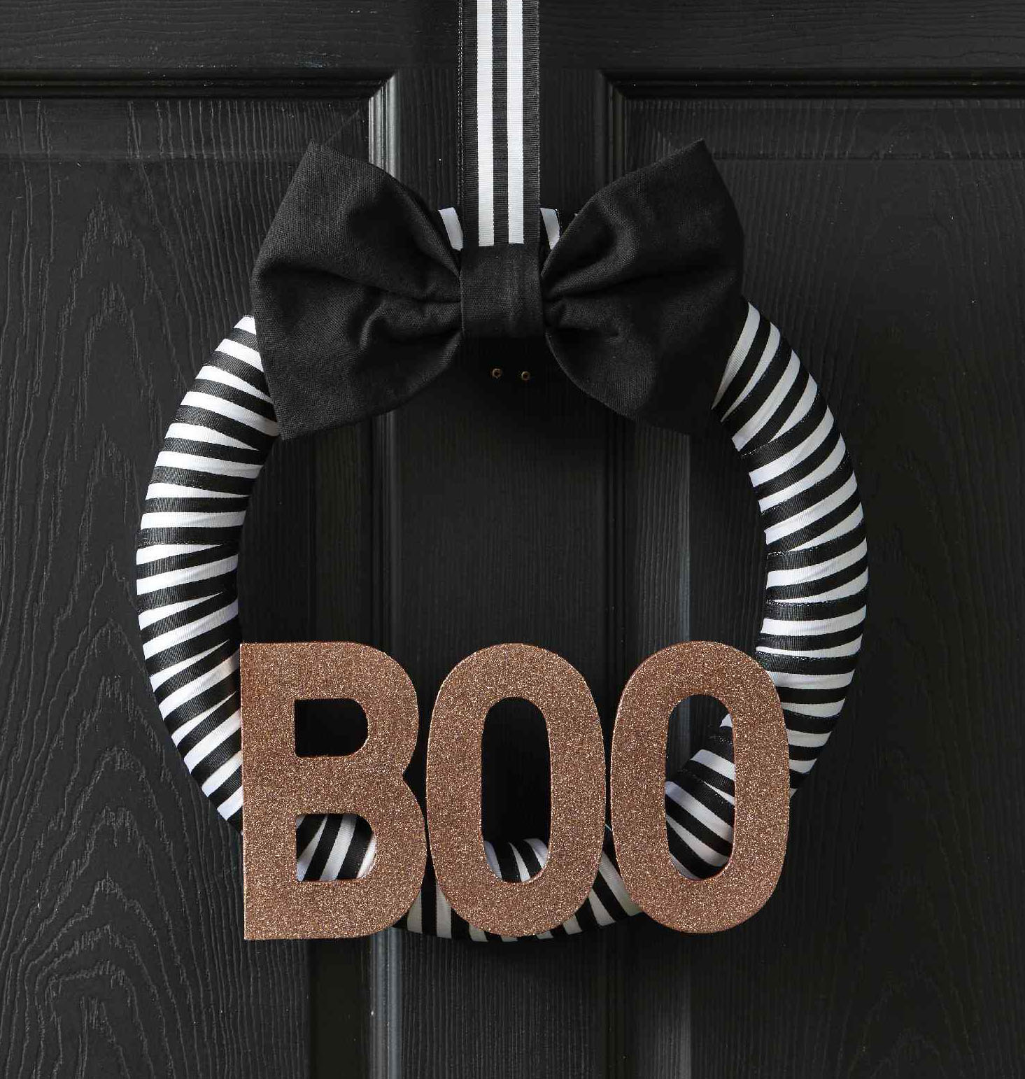 Halloween Wreath Outdoor Party Decoration