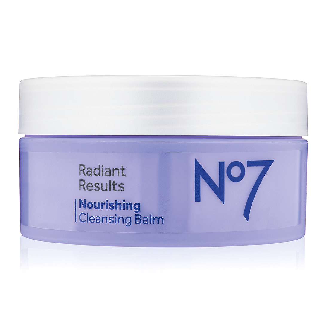 radiant results nourishing cleansing balm by no7