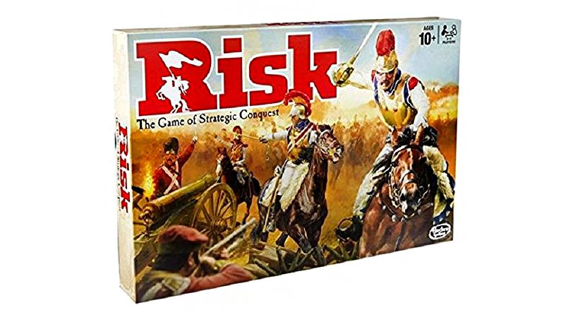 adult board game risk
